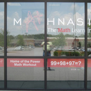 Window Graphics Atlanta GA Apexsignsgacom - Window decals for business atlanta